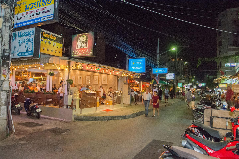 Anoma's Restaurant Hua Hin